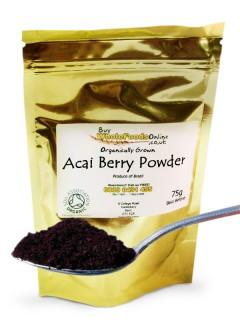 acai powder 75g