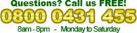 freephone number